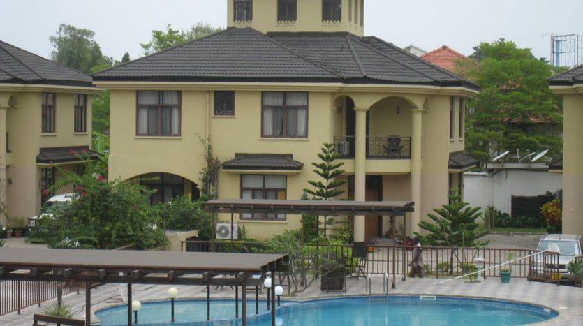 Apartments For Rent at Kinondoni Dar Es Salaam
