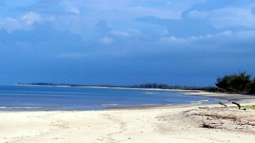 Beach Plot For Sale Bordering Saadani Tanga