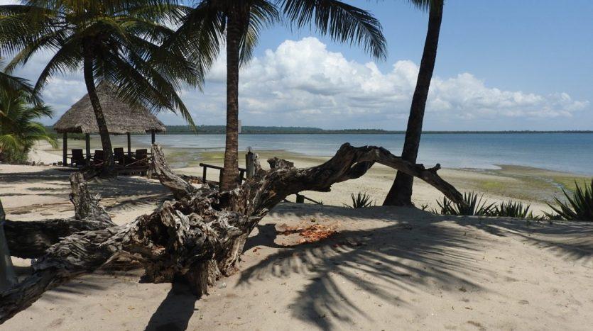 Beach Plot For Sale at Mwarongo – 33km south of Tanga