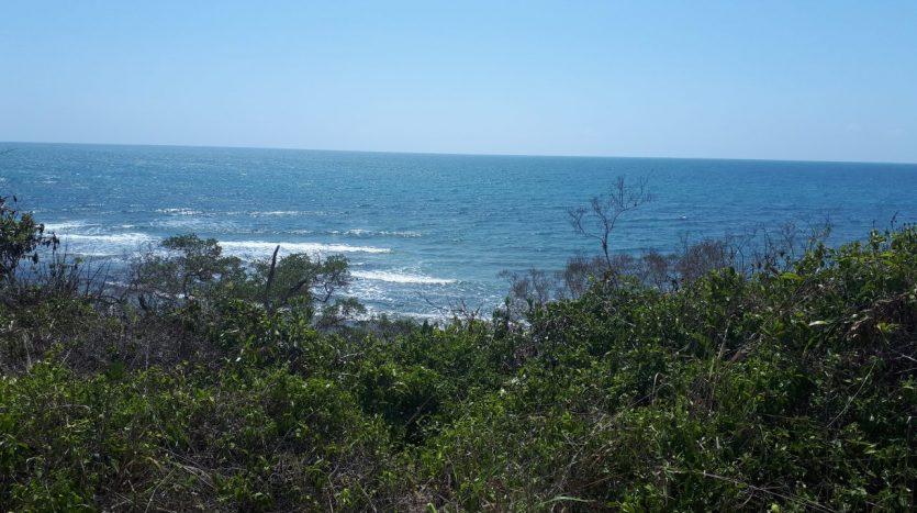 Beach Plot For Sale at Kikokwe – Ocean Cliff Front Tanga