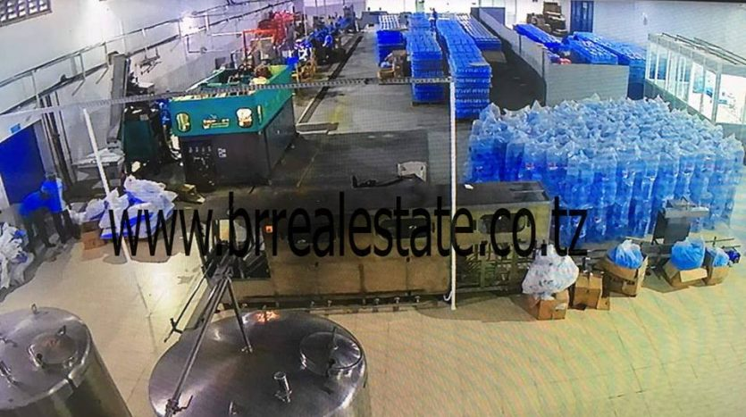 Factory For Sale at Chamazi Dar Es Salaam