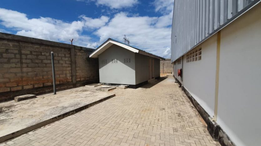 Plastic Factory For Sale at Mlandizi Pwani, It's Operational