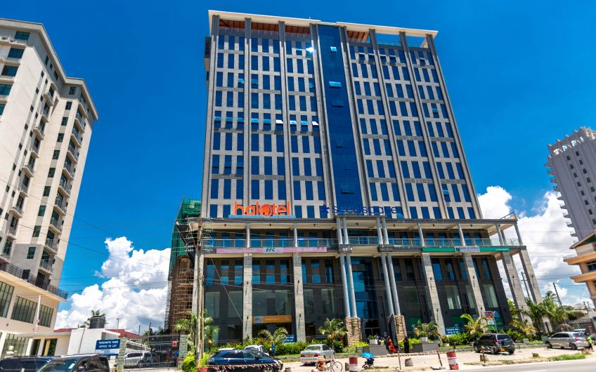 Office For Rent at Tanzanite Tower Victoria Dar Es Salaam