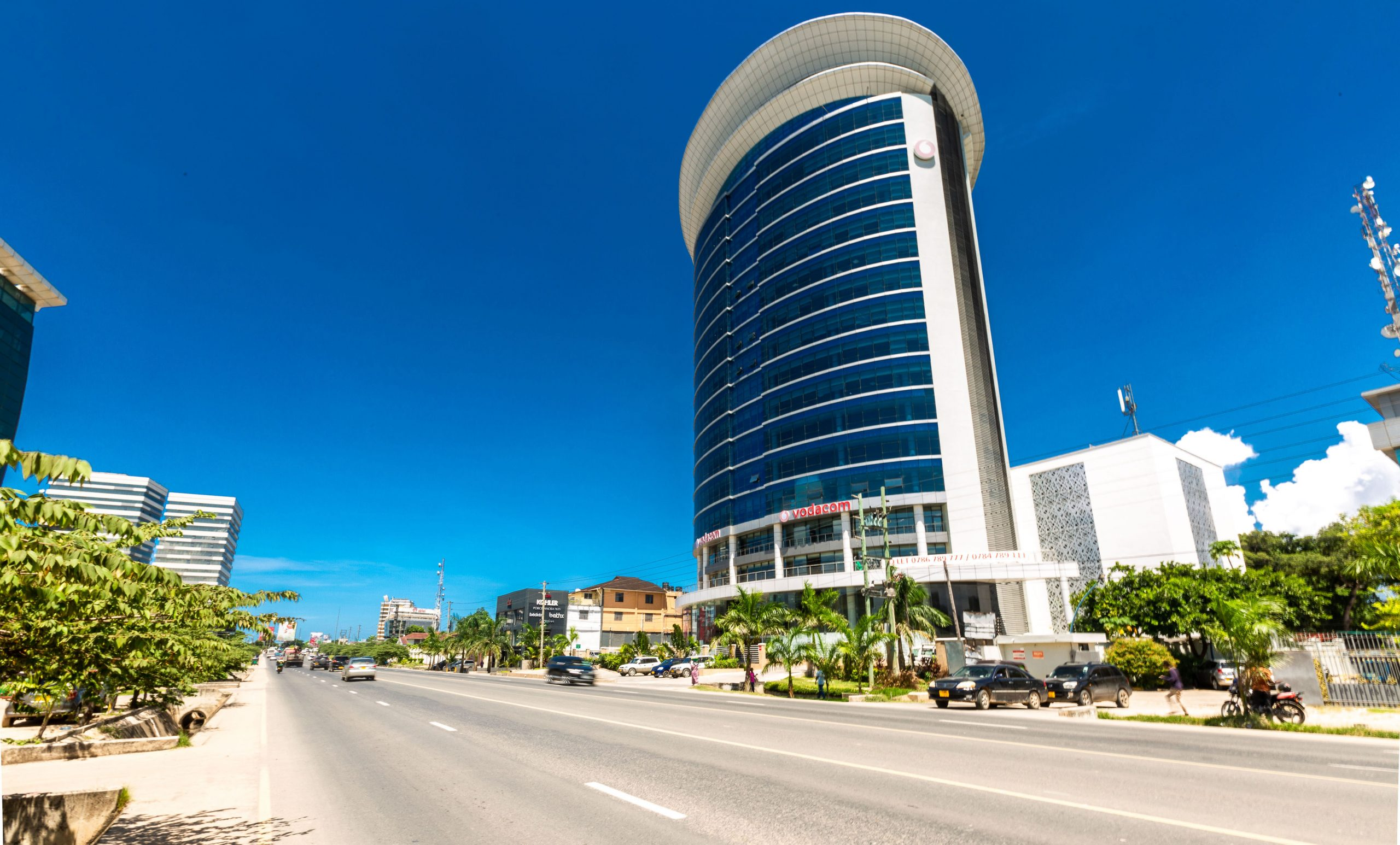 Office For Rent at Vodacom Tower Dar Es Salaam