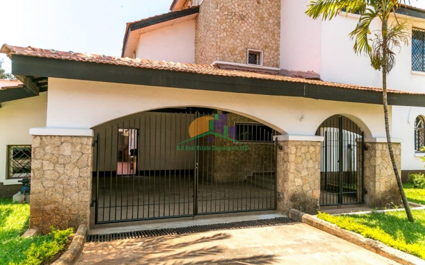 Villa For Rent in Kingsway Park Dar es Salaam4