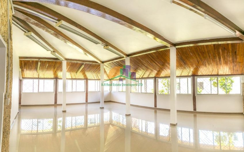 Villa For Rent in Kingsway Park Dar es Salaam1