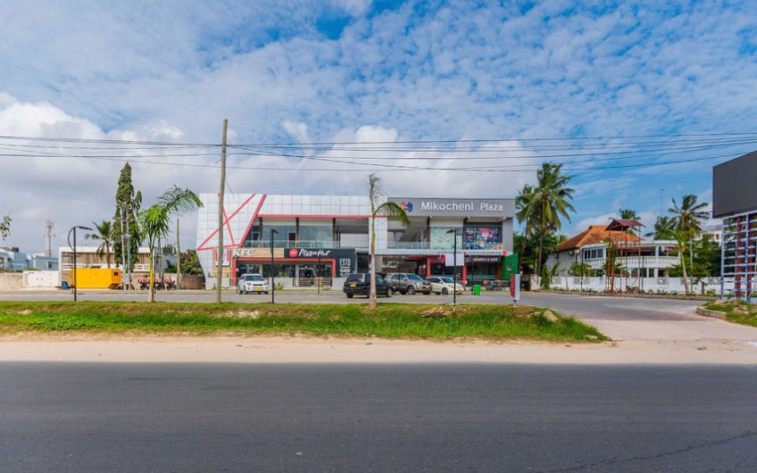 Commercial Office and Shops For Rent at Mikocheni Plaza Dar Es Salaam