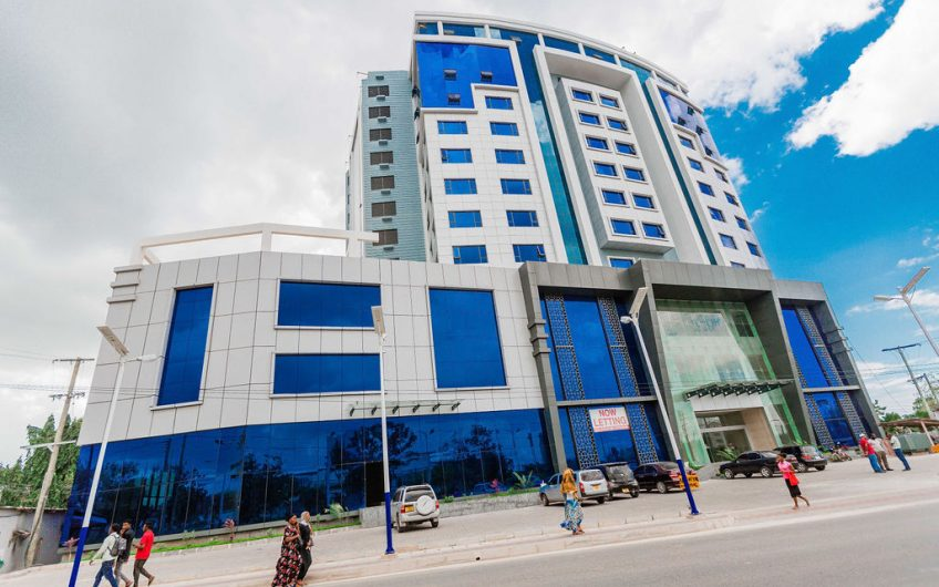 Commercial Office and Shops For Rent at Sky City Mall Dar Es Salaam1