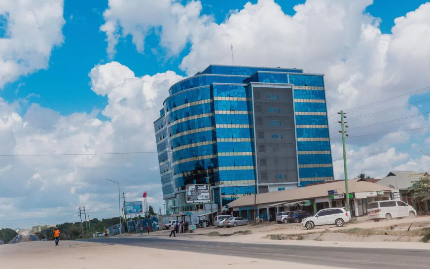 Office Commercial Property For Rent In Dar es salaam