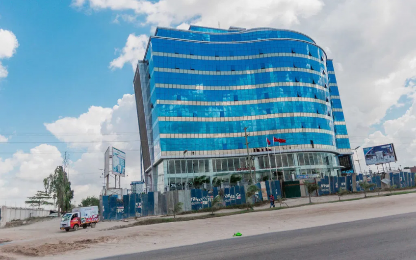 Office Commercial Property For Rent In Dar es salaam1