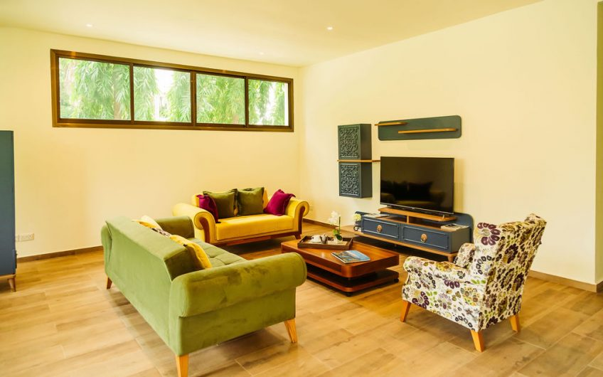 Woodside Apartment For Rent At Masaki1