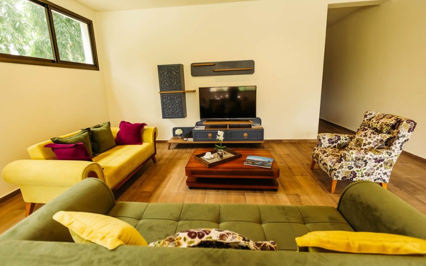 Woodside Apartment For Rent At Masaki4