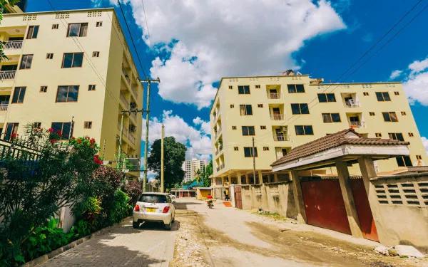 Apartment For Rent at Kinondoni Dar Es Salaam