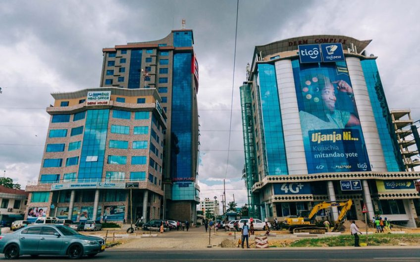 Commercial Office For Rent at Derm Plaza Dar Es Salaam
