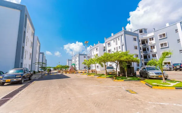 Sea Breeze Apartment For Rent Sale at Mbezi Beach2