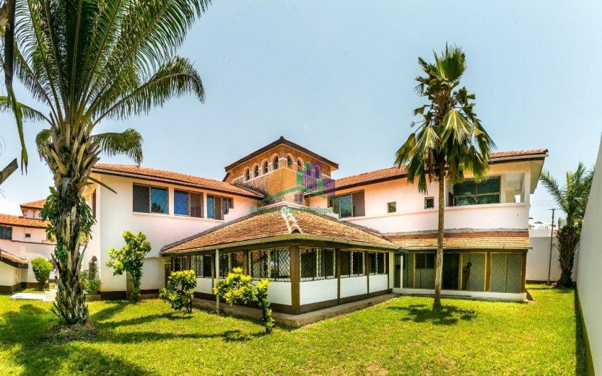 Villa For Rent in Kingsway Park Dar es Salaam